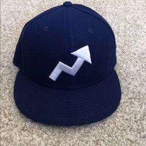 Blue 59fifty buzzfeed LA SnapBack hat